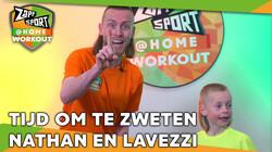 Met Nathan Rutjes en zoon Lavezzi: Workout voor thuis: Dag 8