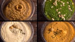 Wat zit er in Nederlandse hummus?: Veel olie, weinig kikkererwten