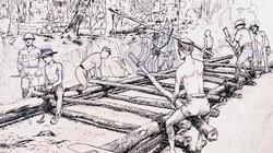 Soldaat in Nederlands-Indië in oorlog: Werken onder dwang voor de Japanners