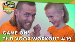 Met Nathan Rutjes en zoon Lavezzi: Workout voor thuis: Dag 19