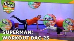 Met Nathan Rutjes en zoon Lavezzi: Workout voor thuis: Dag 25