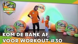 Met Nathan Rutjes en zoon Lavezzi: Workout voor thuis: Dag 30