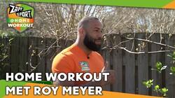 Met judoka Roy Meyer: Workout voor thuis: Dag 31