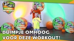 Met Nathan Rutjes en zoon Lavezzi: Workout voor thuis: Dag 34