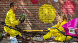 Zapp Your Planet: Flower Power: Flower Power met Rachel & Elbert
