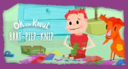 Ok en Knul: Brrt piep knip