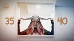 Waarom krijgen oude mensen grijs haar?: Minder kleurstof als je ouder wordt
