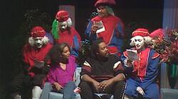 EenVandaag in de klas: De geschiedenis van de Zwarte Pieten-discussie