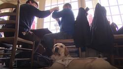 EenVandaag in de klas: Communiceren voor doven en blinden