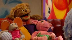 Televisie spelen: Stukje uit Sesamstraat