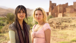 Dunya & Desie in Marokko: Film in de klas