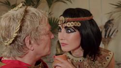 Julius Caesar en Cleopatra: Machtsbeluste minnaars