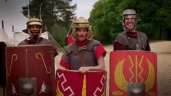 Het Romeinse leger: Sterk en onverslaanbaar
