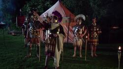 Caesar steekt de Rubicon over: Een nieuwe dictator aan de macht
