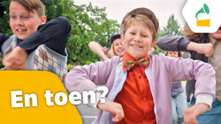 Kinderen voor Kinderen: En toen? (Officiële Kinderboekenweek videoclip)