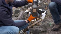 Waar komen microplastics vandaan?: Plastic korrels op het strand, in vissen en bij fabrieken