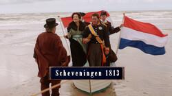 Koning Willem I komt aan land: Een feestelijk onthaal, of toch niet?