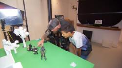 Hoe maak je een stop-motion filmpje?: Heel veel geduld hebben