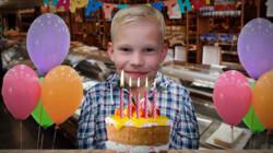 Waarom staan er kaarsjes op een verjaardagstaart?: Griekse Goden en Duitse kinderfeestjes