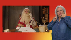 Het Sinterklaasjournaal met gebarentolk: Woensdag 11 november 2020