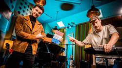 Méér Muziek in de Klas: Rappen voor gelijkheid met Buddy en meester Willem