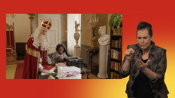 Het Sinterklaasjournaal met gebarentolk: Woensdag 18 november 2020