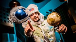 Méér Muziek in de Klas: Reis door de ruimte met Buddy