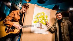 Méér Muziek in de Klas: Een stamboom van muzieknoten met Buddy en meester Willem