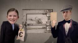 Hoe is geld ontstaan?: Tegoedbonnen van zout en stukjes metaal
