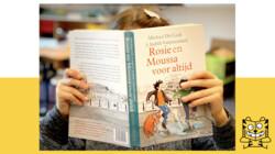 Rosie en Moussa voor altijd: Het lievelingsboek van Fenna