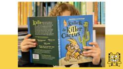 Kalle en de Killercactus: Het lievelingsboek van Damiano