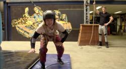 Het Klokhuis: Stuntteam