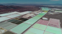 Hoe wordt lithium gewonnen?: Uit zout water