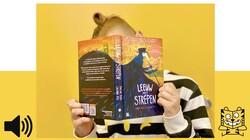 Leeuw met strepen: Het lievelingsboek van Arie