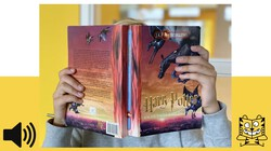 Harry Potter en de Orde van de Feniks: Het lievelingsboek van Tyler