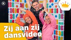 Kinderen voor Kinderen: Dans mee met Zij aan zij!
