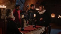 Een etentje bij Alva: Egmont en Horne verontschuldigen zich namens de protestanten