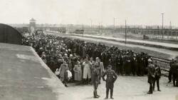 Anne Frank in vernietigingskamp Auschwitz-Birkenau: De familie wordt gescheiden