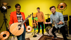Méér Muziek in de Klas: Portugese fado zingen met Edsilia Rombley, Buddy Vedder en meester Willem