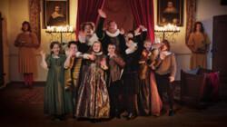 De vrouwen van Willem van Oranje: Anna van Egmond, Anna van Saksen, Charlotte de Bourbon en Louise de Coligny