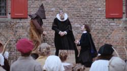 De onthoofding van Johan van Oldenbarnevelt: Zijn laatste woorden: Maak het kort