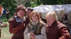 Wie zaten er in het Staatse leger van de Nederlanden?: Duitse, Franse en Engelse huurlingen