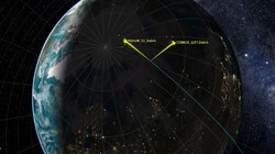 Is er nog genoeg ruimte in de ruimte?: Drukte door satellieten en ruimtepuin