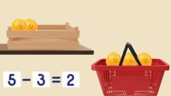 Fruit op Tafel: Minsommen tot en met vijf