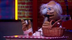Picknicken met professor Bolleboos: Te gast in De Boterhamshow