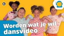 Kinderen voor Kinderen: Dans mee met Worden wat je wil