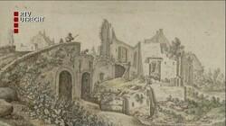 Verleden van Utrecht: De schilder en de storm (1674)