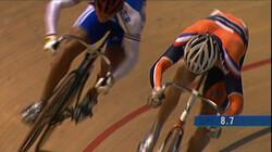 Tactisch wielrennen: Bij de sprint