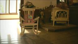 Dansende schommelstoelen: Stoelen dansen