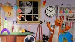 De zon, de maan en de sterren: Wolfram heeft een telescoop